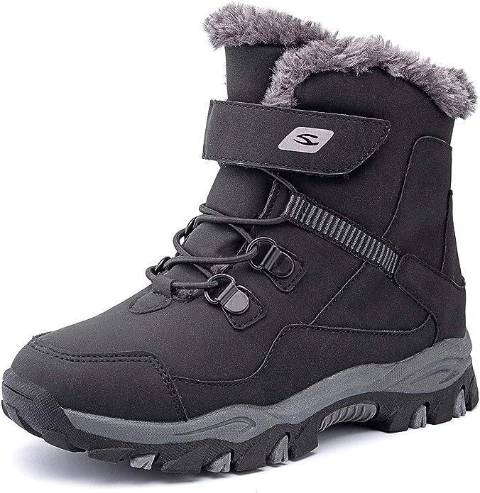 HOBIBEAR Outdoor Shoes Sneaker Classic Hiking Booties