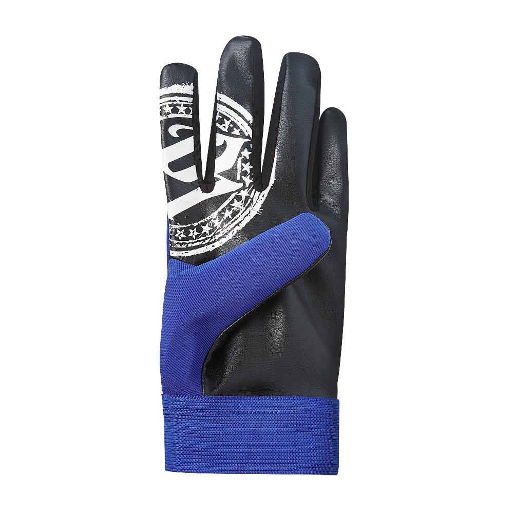 AJ Styles Blue Replica Gloves