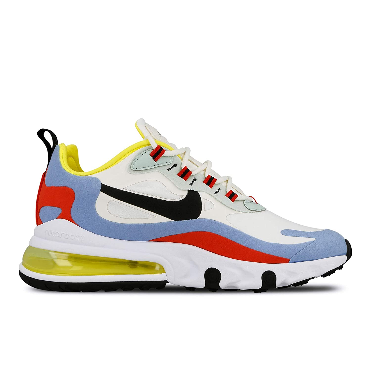 Amazon Com Nike Women S Air Max 270 React Shoes Road Running