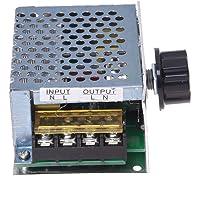SODIAL(R) Regulador Controlador de Tension Voltaje Silicio Alta