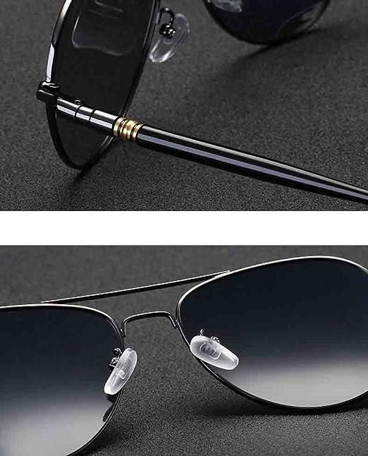 ZHMIAO Gafas De Sol Polarizadas Para Hombres Conductores De Día Y De Noche  Gafas De Conducción Con Visión Nocturna Gafas De Sol Graduadas Sensibles  Gafas De ... 25e7289bd4f5