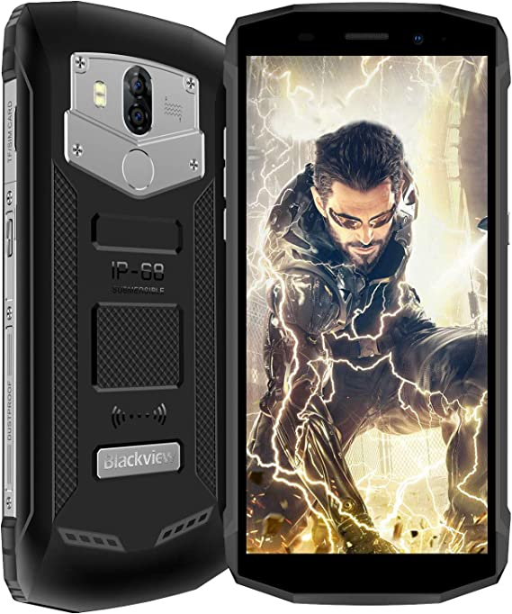 Blackview BV5800Pro - Movil Todoterreno 4G Impermeable IP68 a ...
