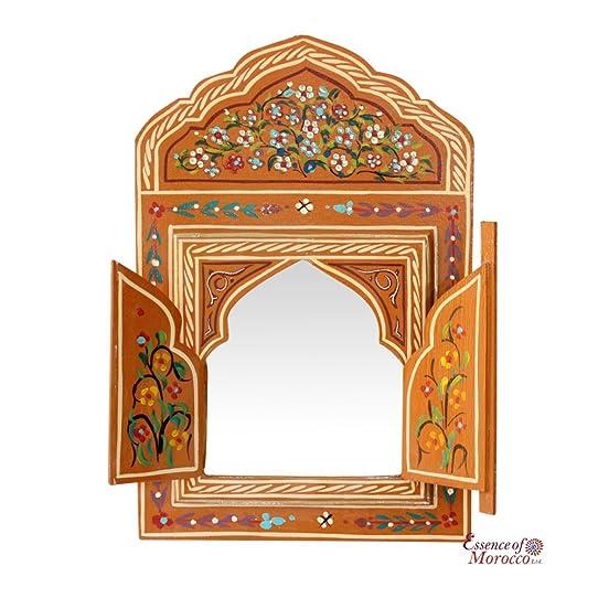 Miroir style marocain perfect grand miroir pour salon for Miroir marocain