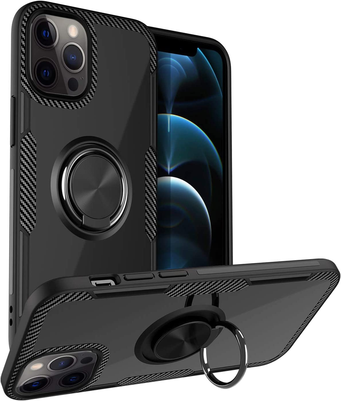 Olixar for iPhone 12 Pro Max Case with Finger Loop