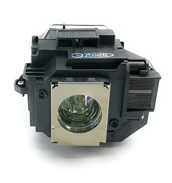 Lámpara proyector 200 W, 4000 h, compatible con Epson ELPLP58 ...
