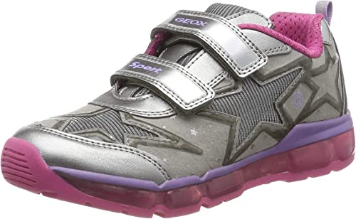 Geox Womens J Android Girl B Sneakers Child