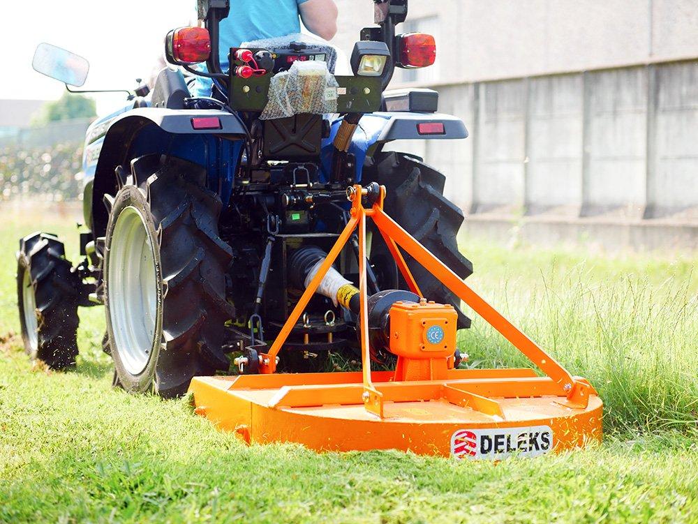 Plato para tractor cortacésped tipo Kubota, Pascua, Ferrari, Carraro + Cardano B4 80 cm - rcg-100: Amazon.es: Jardín