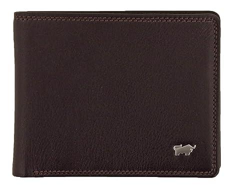 ff4af6ef7a397 BRAUN BÜFFEL Geldbörse Golf 2.0 - aus echtem Leder (braun