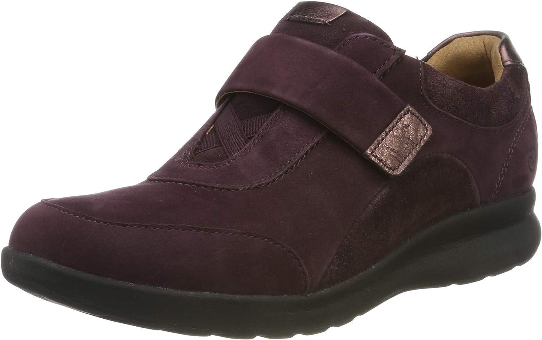 Clarks Un Adorn Lo, Zapatos de Cordones Derby para Mujer