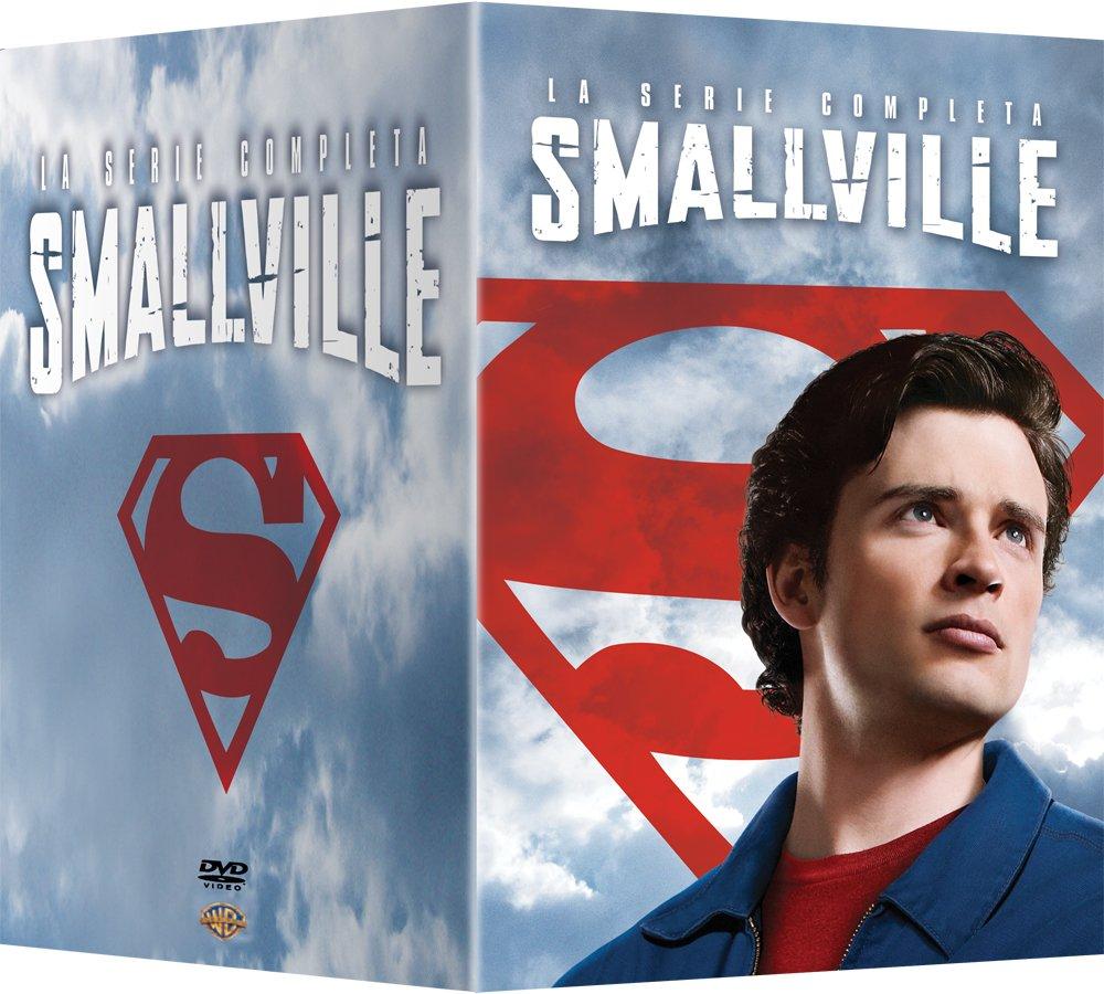 Smallville - La Serie Completa (60 Dvd) [Italia]: Amazon.es: Kristin Kreuk, Michael Rosenbaum, Tom Welling, Kristin Kreuk, Michael Rosenbaum: Cine y Series TV