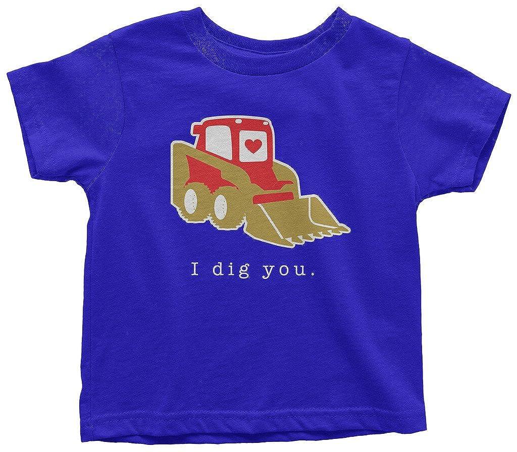 Threadrock Little Boys I Dig You Toddler T-Shirt