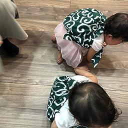 Amazon Co Jp きもの屋 さらさ 風呂敷 ふろしき 伝統の柄 唐草風呂敷 緑 二四巾 服 ファッション小物