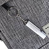 Noopel 2 Pack Survival Whistle with Lanyard and