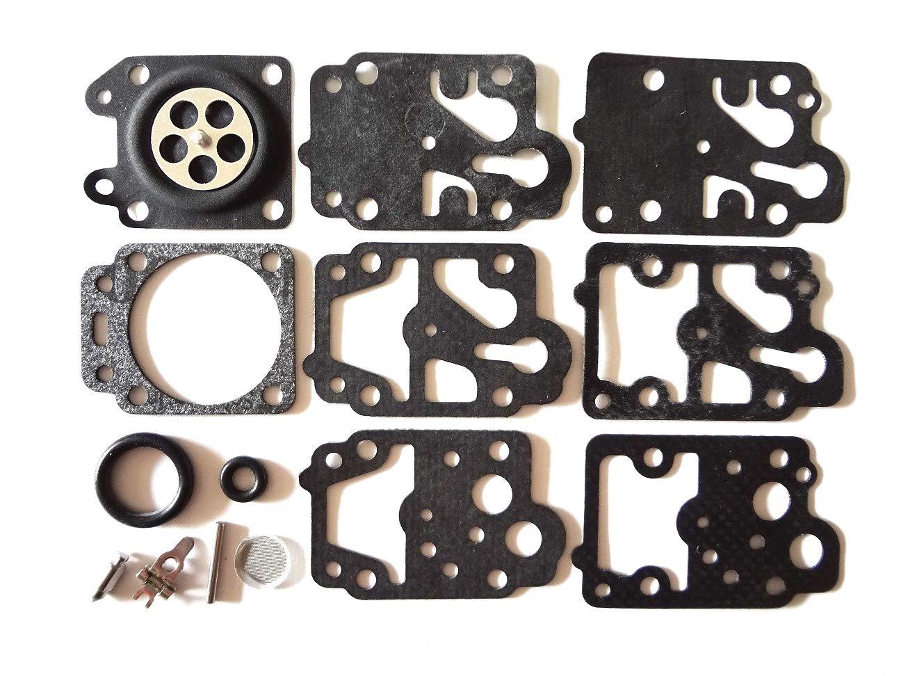 Kit de reparación y reconstrucción de carburador C·T·S que ...