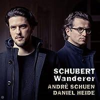 Schubert: Wanderer (Lieder)