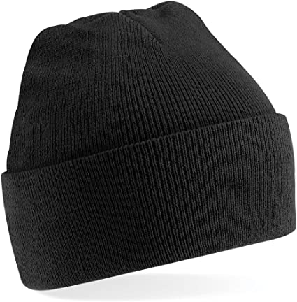 Beechfield Junior knitted hat