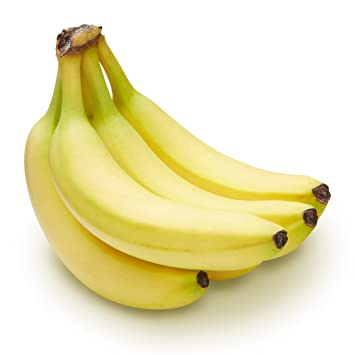 Five Photographs Of Banana In Seach Of >> Bananas One Bunch Min 5 Ct Amazon Com Grocery Gourmet Food