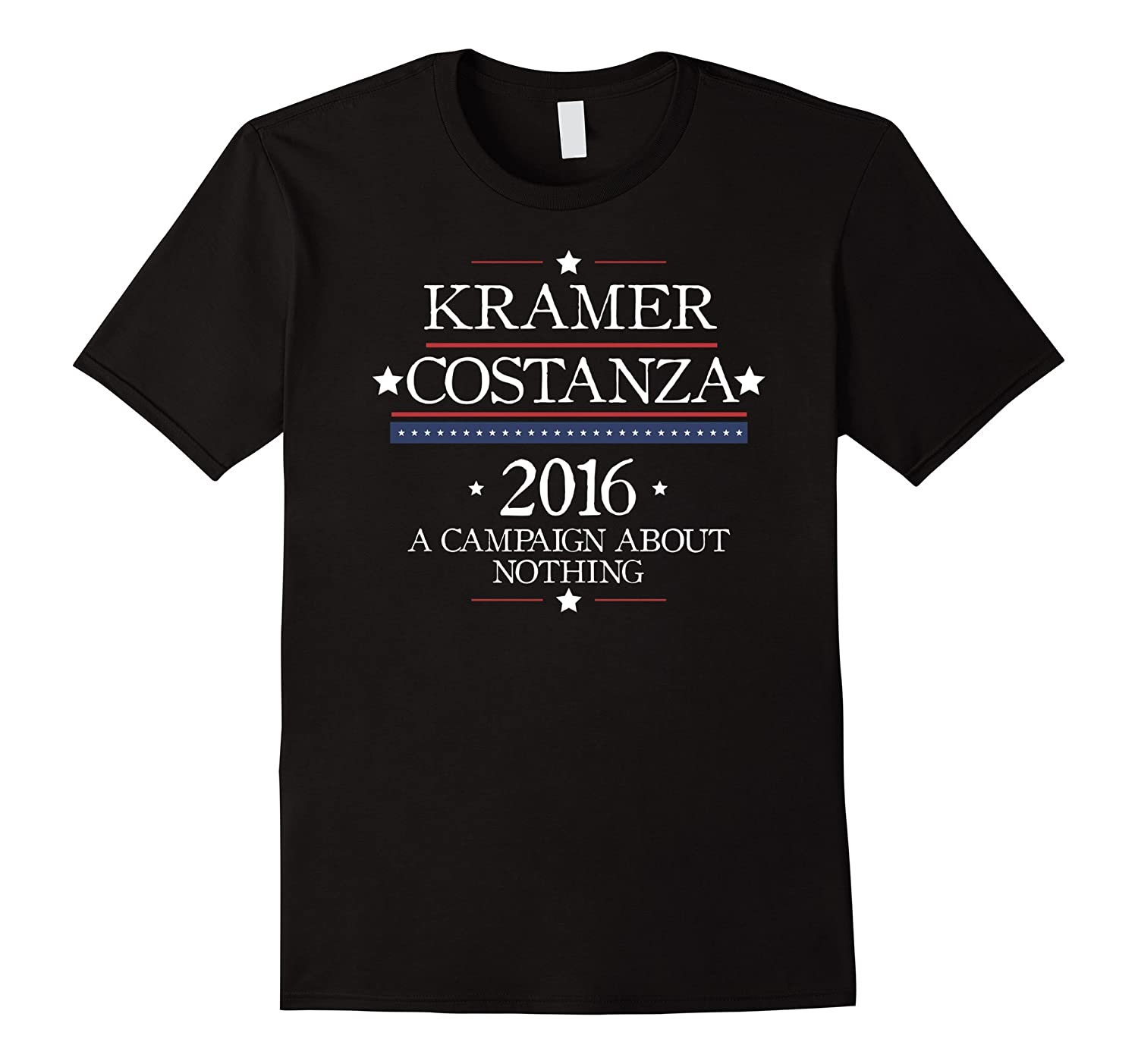 PREMIUM Kramer Costanza 2016 Election Funny T-shirt-RT