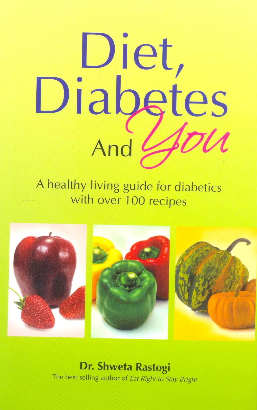 Here's how to tackle diabetes in a few simple steps: