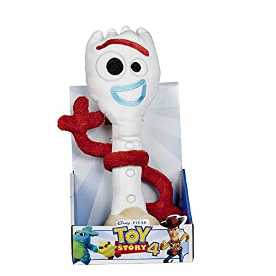 """Dsney Toy Story - Plush Toy Forky New Character from Toy Story 4 9'84""""/25cm Super Soft Quality: Toys & Games"""