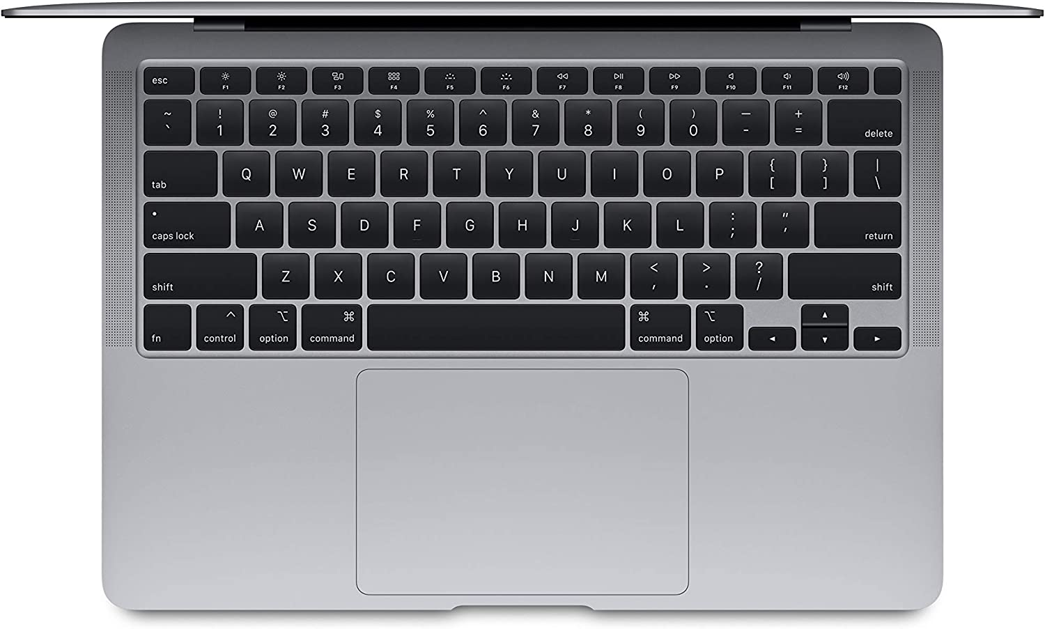 Amazon.com: Apple MacBook Air (13-inch Retina Display, 8GB RAM, 256GB SSD Storage) - Space Gray (Previous Model)