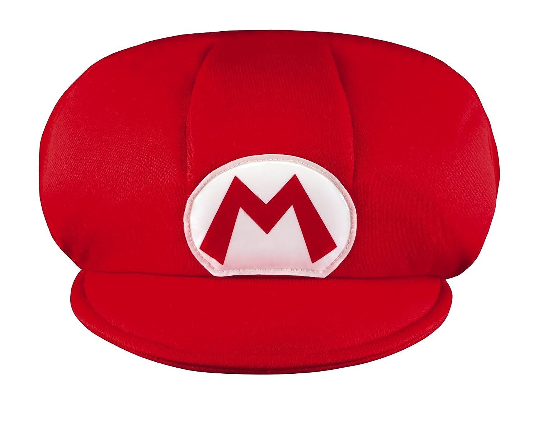 Super Mario - 430068 - Gorra Niño - Talla única - Rojo: Amazon.es ...