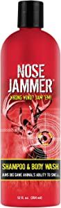 Fairchase Products Nose Jammer Shampoo/Body Wash 12 oz.