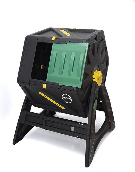Amazon.com: Miracle Gro cesto de reciclaje de residuos ...