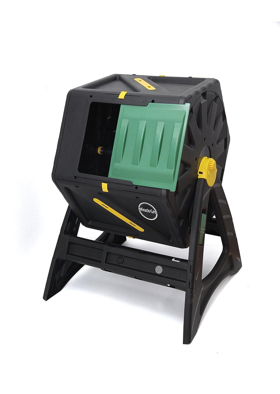 Miracle-Gro C1105MG SC105 Single Chamber Tumbling Composter, 105 L/27.7 Gallon