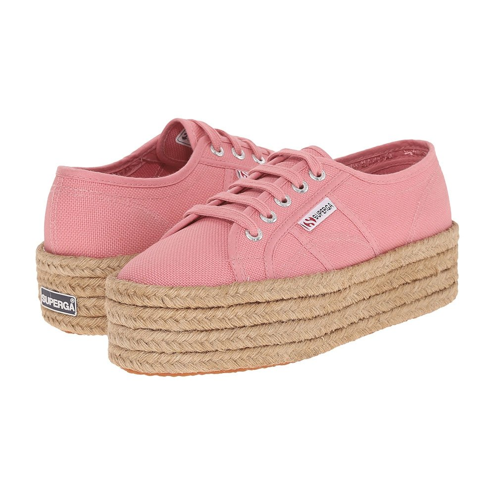 Superga Baskets 2790 Cotropew, Rosa Baskets Basses Femme, Rosa Rose Vieux Rose 6f87eff - conorscully.space