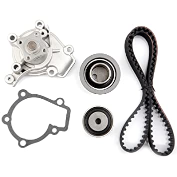 SCITOO Timing Belt Kit Water Pump fit 97 Chrysler Concorde LHS Plymouth Prowler 3.5L
