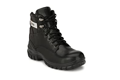 8ab0d59e7565 Kavacha Men s Steel Toe Safety Shoe  Amazon.in  Industrial   Scientific