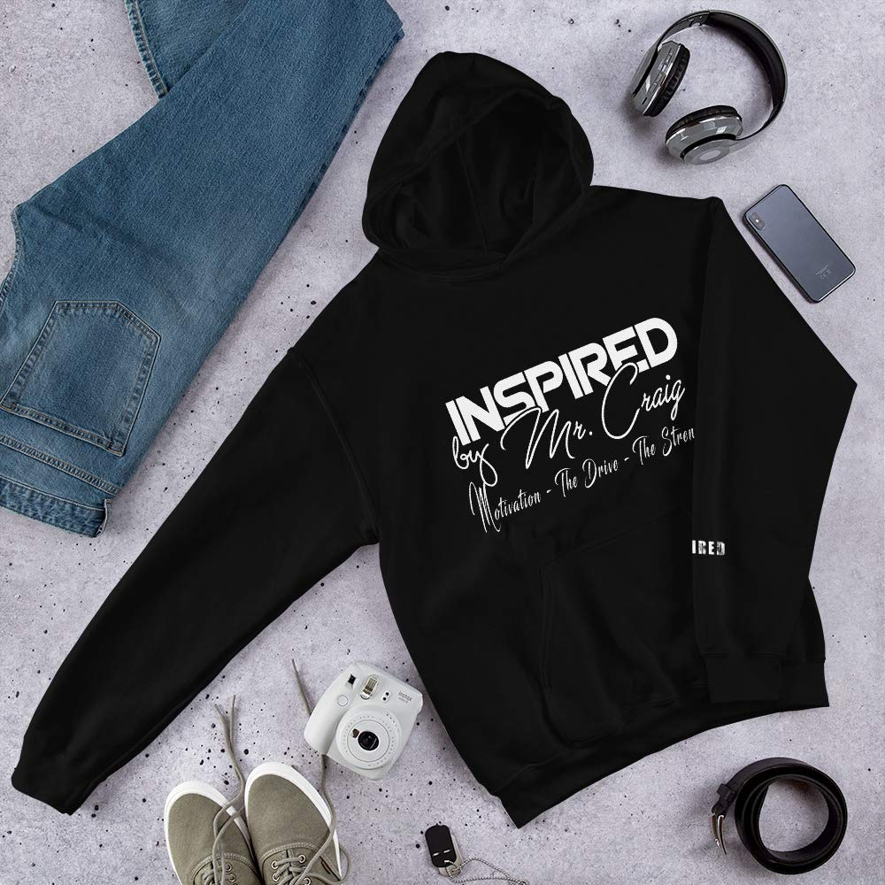 Craig Hooded Special Edition Inspired By Mr