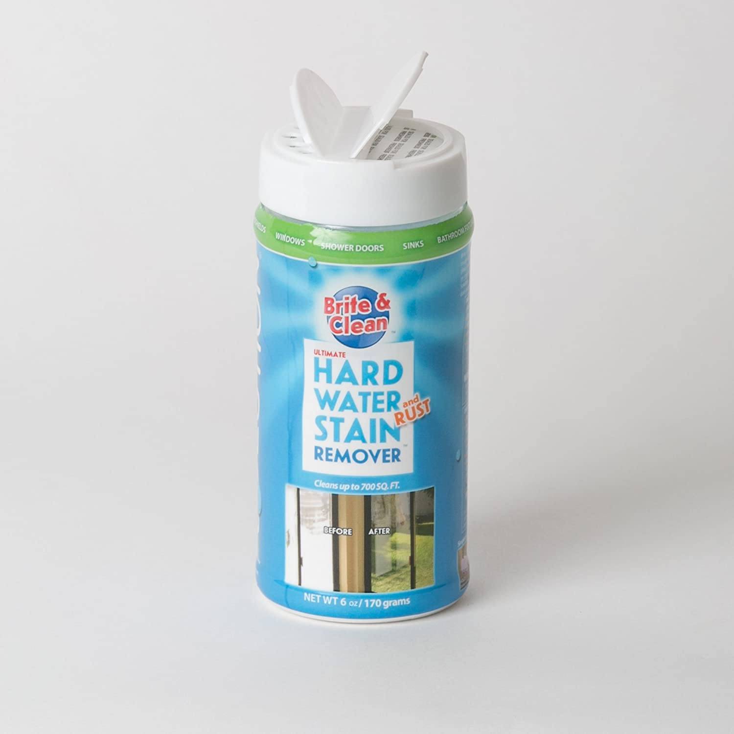 Amazon.com: Brite & Clean Ultimate Hard Water Stain Remover: Health ...