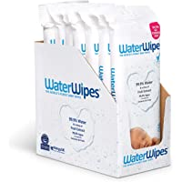 WaterWipes Sensitive Baby Wipes, 28 Count [Pack of 7]