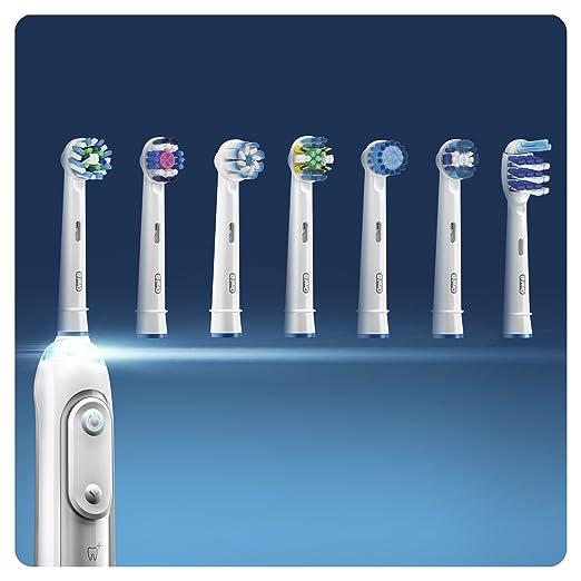 Oral-B Precision Clean – Cabezales para cepillo de dientes eléctrico, pack de 8