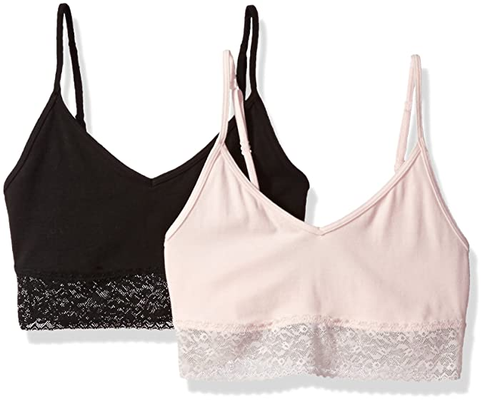 ad6dcde2bf Calvin Klein Women s Bare Lace Bralette at Amazon Women s Clothing store