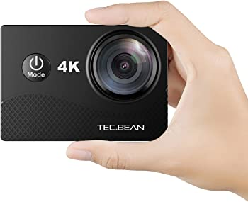 Tec.Bean 16MP 4K WiFi Sport Action Camera