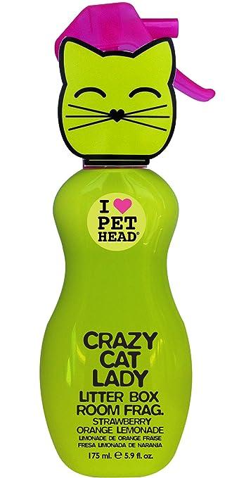 Pet Head Crazy Cat Lady Spray