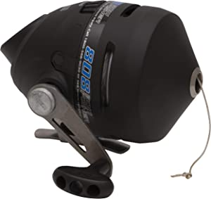 Zebco 808 Bowfisher Spincast Fishing Reel