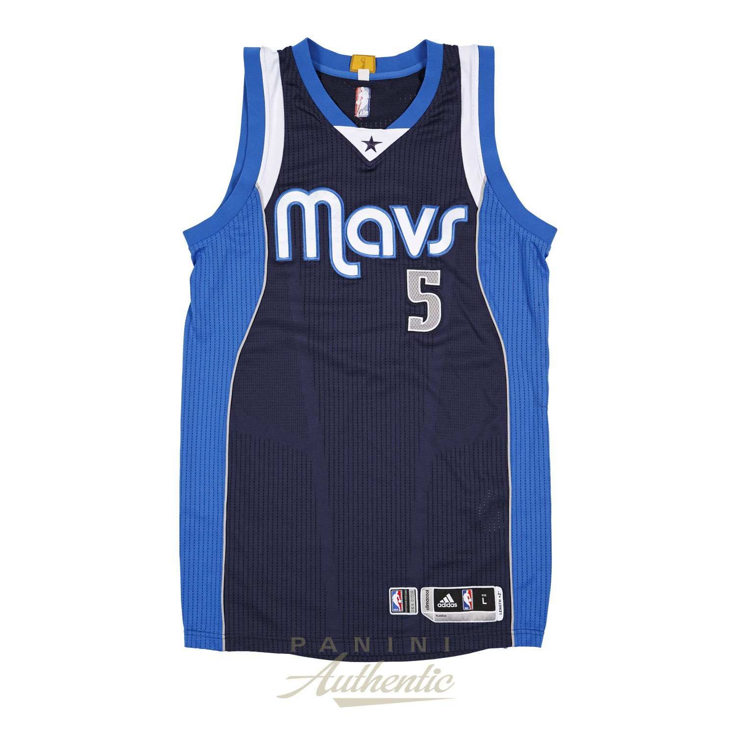 JJ Barea Game Autographed Worn Dallas Mavericks Navy Jersey From 14-15  Regular Season ~Limited Edition 1 1~ at Amazon s Sports Collectibles Store 53804da5c