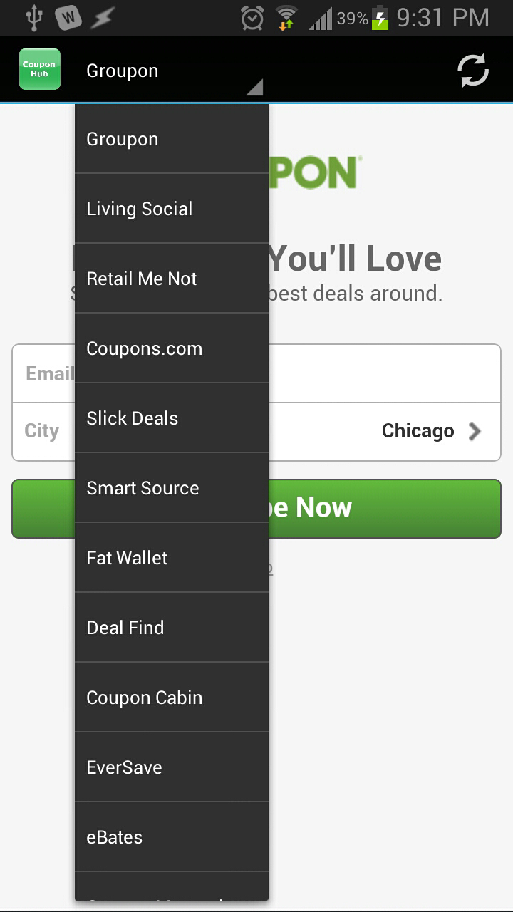 Amazon Com Coupon Hub Free Appstore For Android