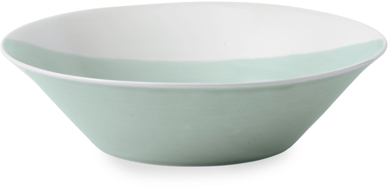 Royal Doulton Dinnerware, 1815 Green Serving Bowl - Dinnerware - Dining & Entertaining - Macy's