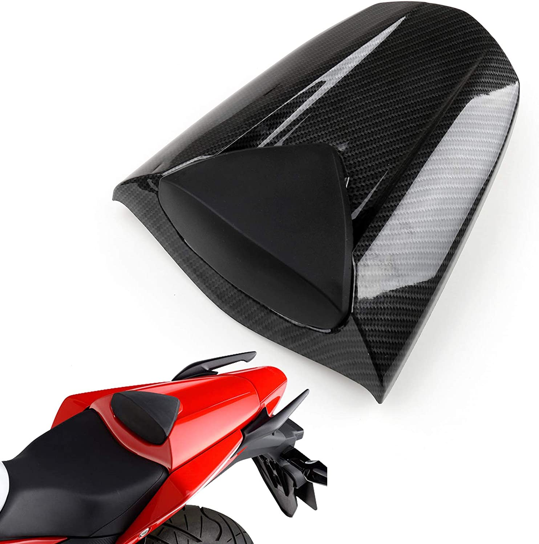 Rear Seat Cowl Cover for Honda CBR300R CB300F 2014-2016 Carbon,Bruce /& Shark