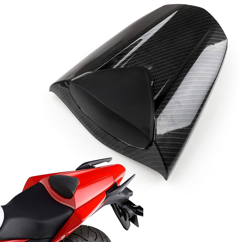 CB300F 2014-2016 Artudatech Motorrad Soziusabdeckung Sitzkappe Verkleidung Heckabdeckung R/ücksitzbezug Rear Seat Cowl Fairing Tail Cover f/ür HON-DA CBR300R