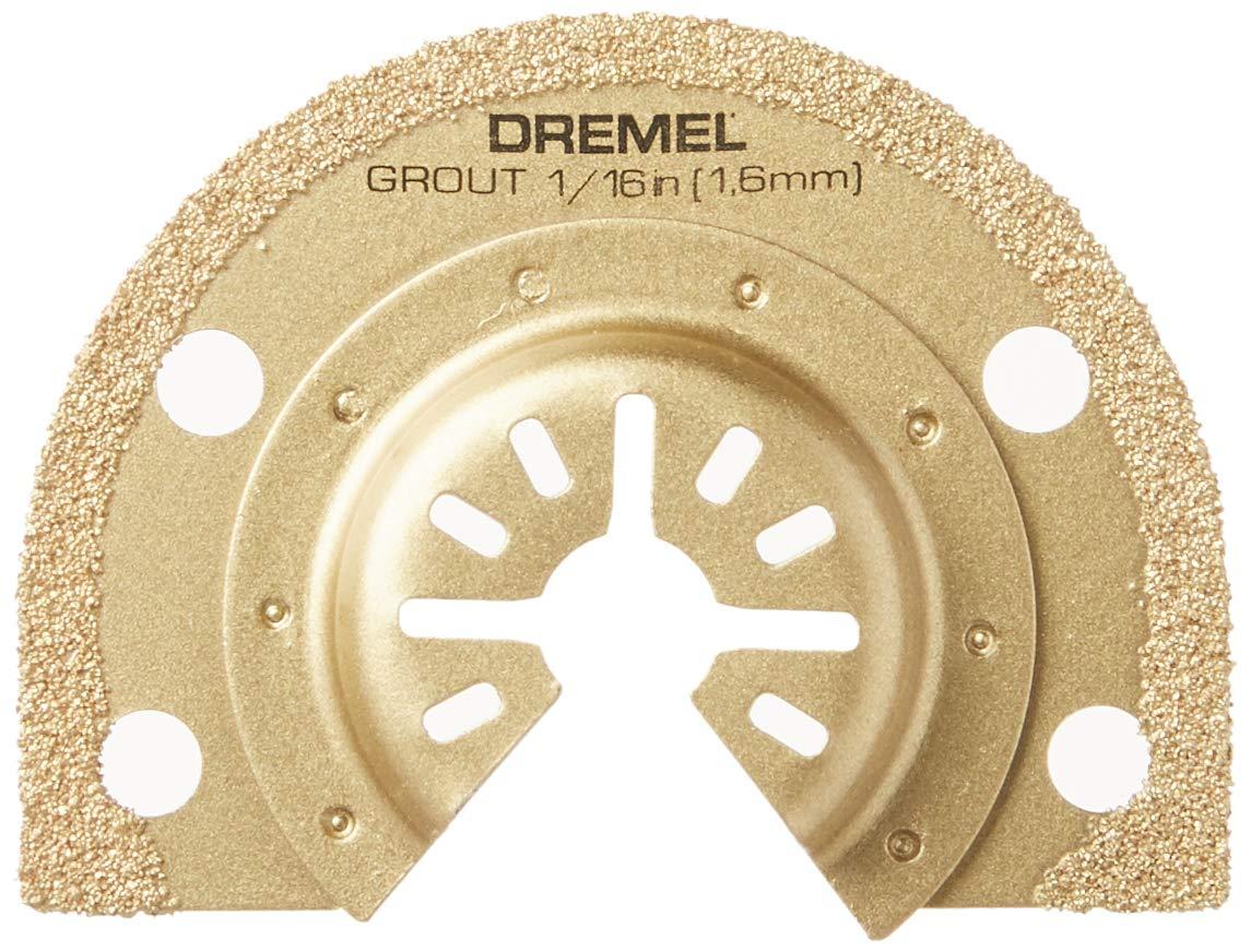 Herramienta oscilante para lechada Dremel MM501 Universal