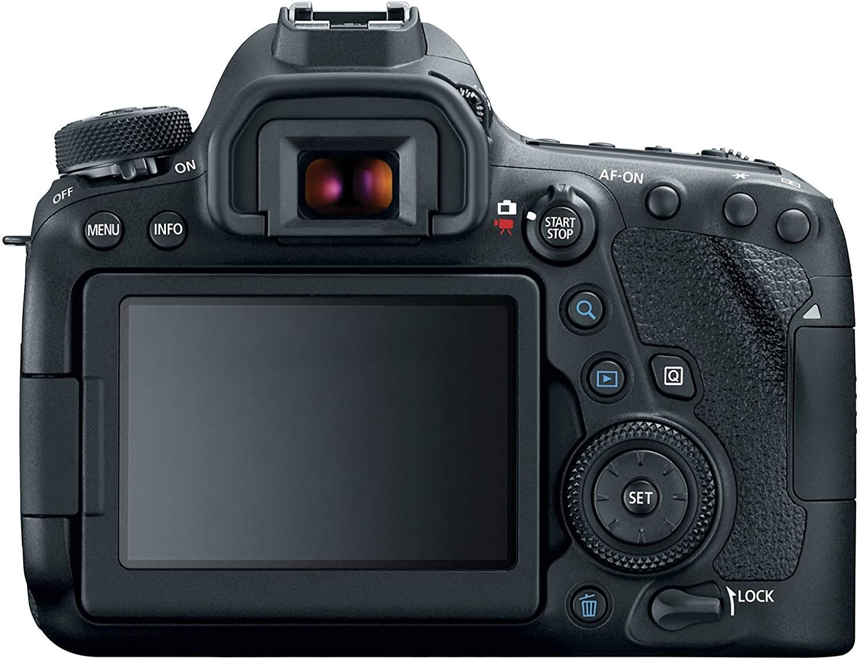 kinokoo Pel/ícula de Vidrio Templado para Canon EOS 5D Mark IV Crystal Clear Film Protector de Pantalla Canon EOS 5D4 con Protector de Pantalla Superior Paquete de 2