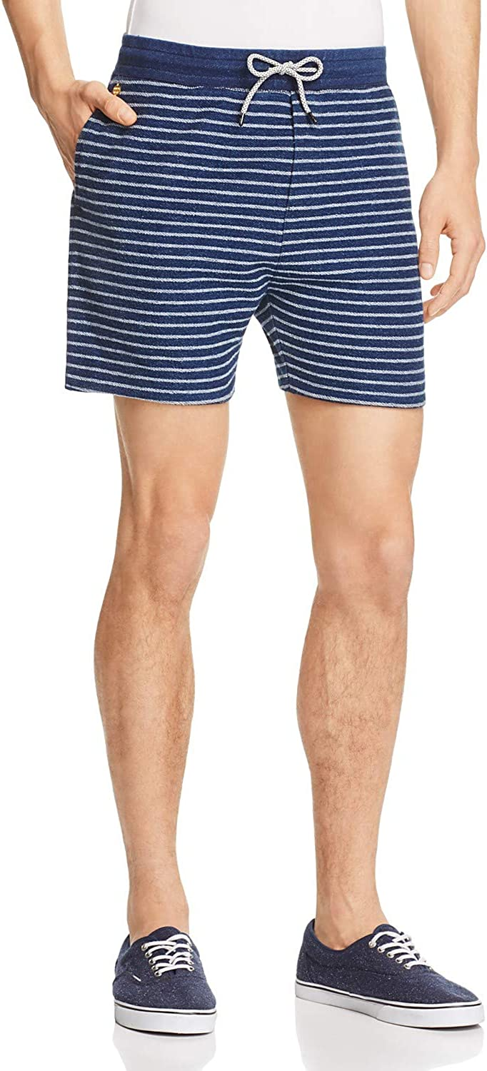 Scotch /& Soda Mens Knit Shorts