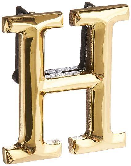 monogram letter h door knocker brass amazon comMonogram Door Knocker #2