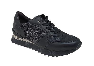 MARCO TOZZI Ladies Sneaker 2-23715-096 Black Antique, Gr. 36-41 ... 1ba1f6b286